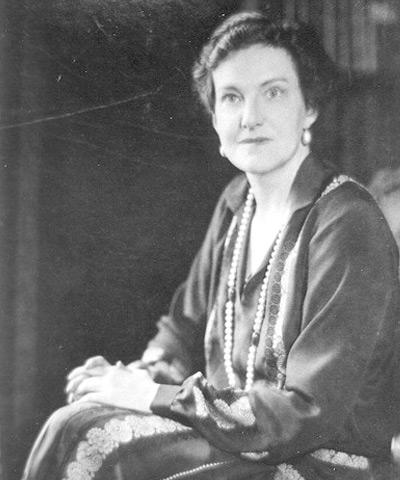 Corneila Pinchot, 1930