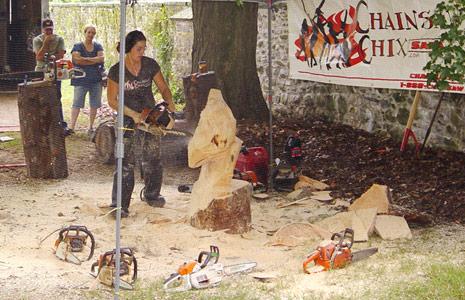 Festival of Wood
