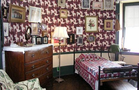 Gifford Pinchot's Bedroom