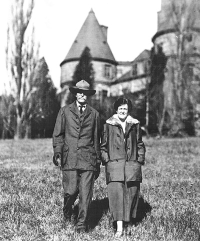 Gifford and Corneila Pinchot
