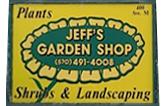 Jeff's Greenshouse