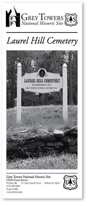Laurel Hill Cemetery Brochure