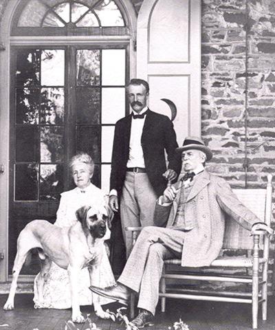 Mary, Gifford and James Pinchot