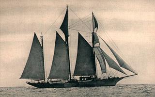 South Seas Ship
